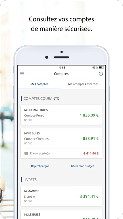 download Banque Populaire apps 0