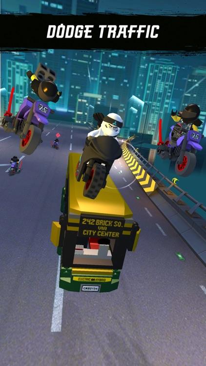 LEGO® NINJAGO®: Ride Ninja screenshot-3