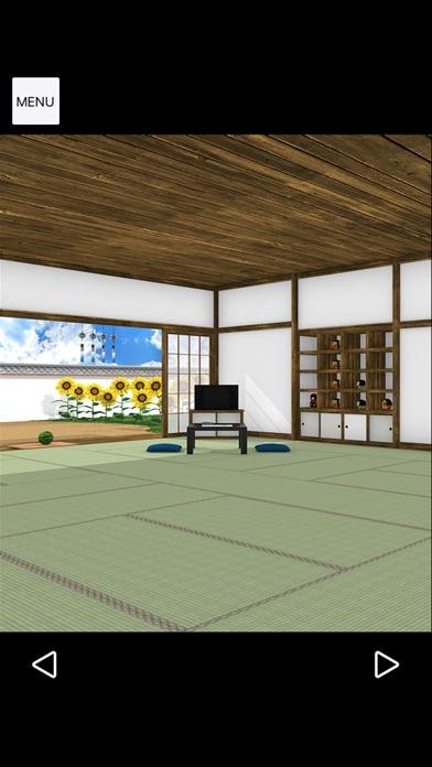 脱出ゲーム Obon ひまわり溢れる田舎の古民家紹介画像5