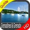 Grenadines & Grenada HD charts