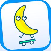 Banana on a Skateboard: GO!