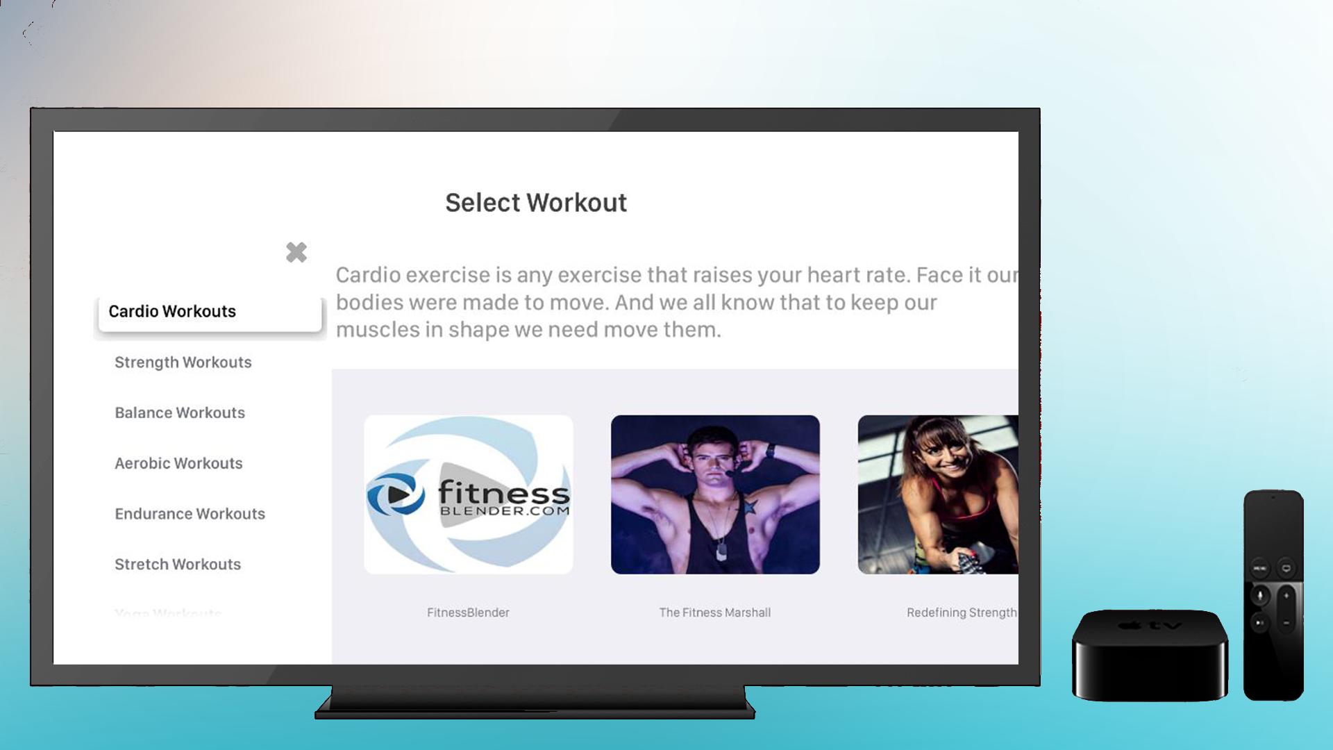 Workout For Seniors screenshot 1