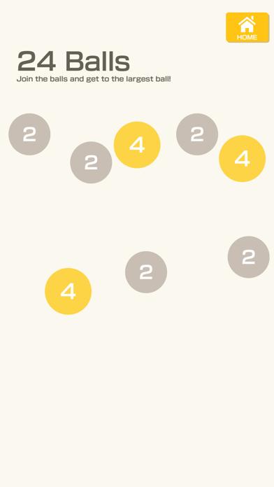 24 Balls screenshot 2