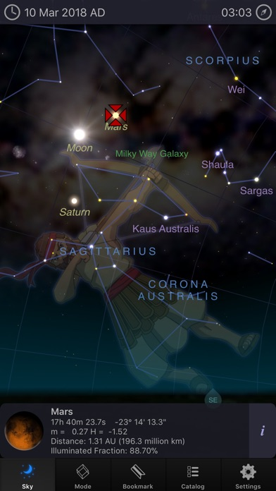 StarMap 3D+ Plus: Star Gazing Screenshots