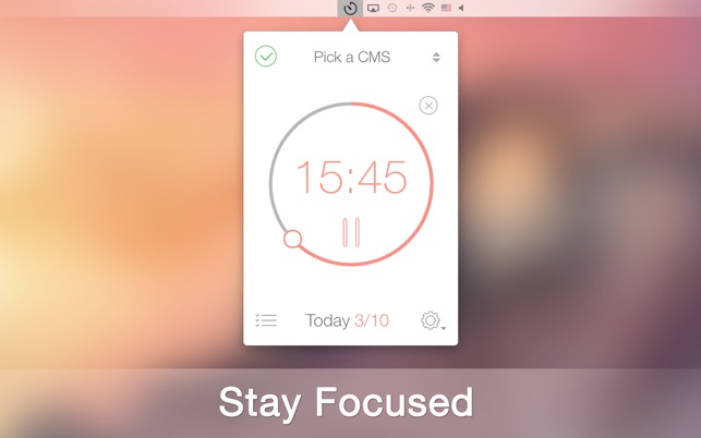 Be Focused Pro - Focus Timer Screenshot