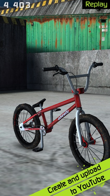 Touchgrind BMX screenshot-2