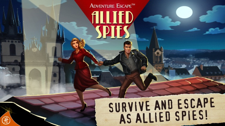 Adventure Escape: Allied Spies screenshot-4