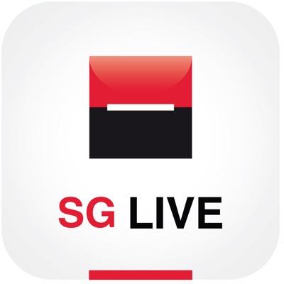 SG Live ios app