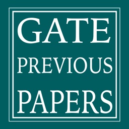 GATE Previous Papers