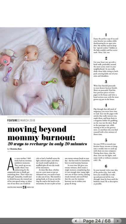 Houston Family Magazine screenshot-4