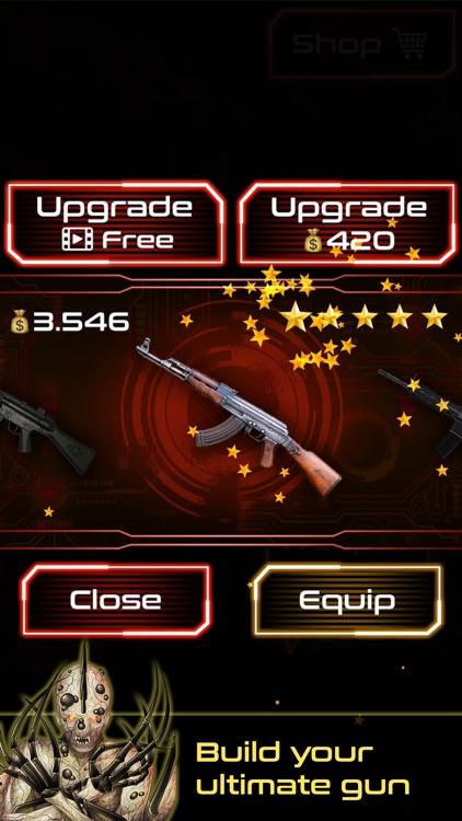Zombie Overkill: Halloween war screenshot-3