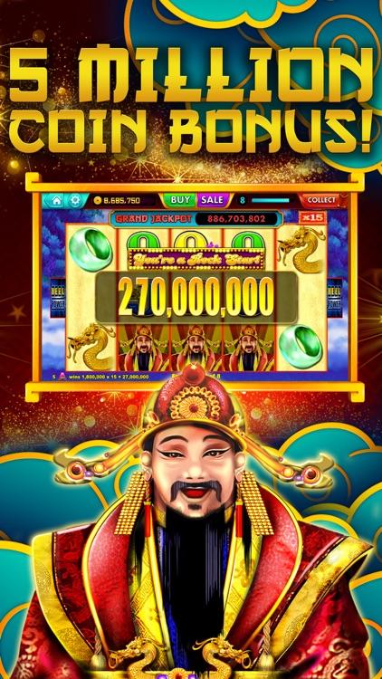 FaFaFa™ Gold – Slots Casino screenshot-0