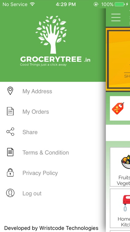 GroceryTree - Grocery Shopping
