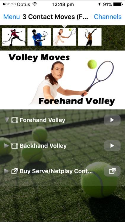 Get Fit with Tennis Blast screenshot-3