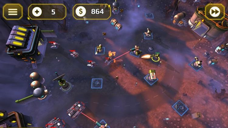 Tower Defense Generals TD screenshot-3