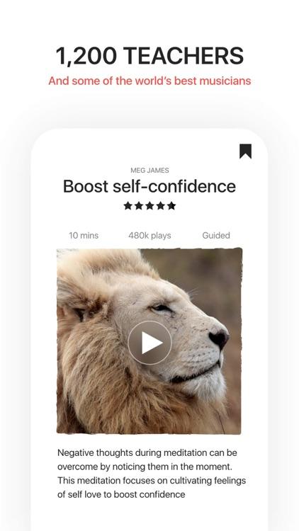Insight Timer - Meditation App screenshot-3