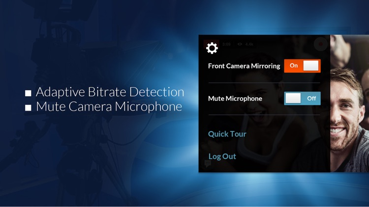 Live Studio Camera - Telescope screenshot-4