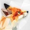 Poly Jigsaw - 私塗り絵本アイコン