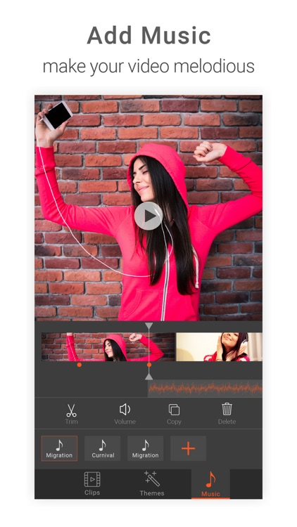 Video Editor -Crop Video Maker screenshot-2