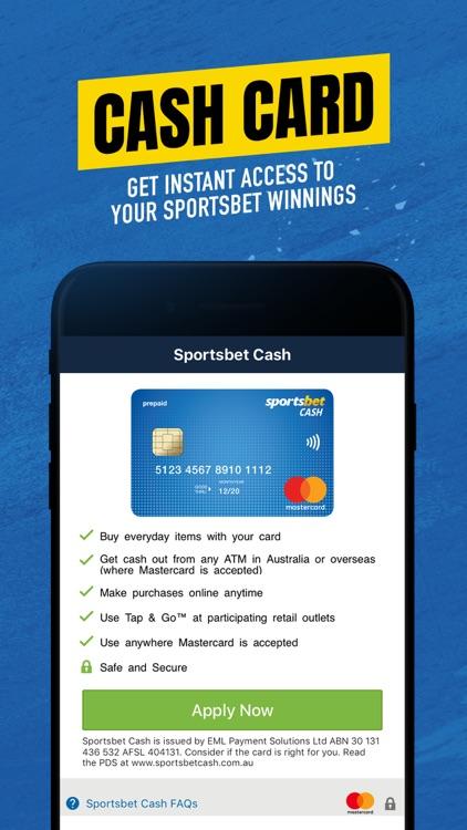 Sportsbet - Online Betting App screenshot-6