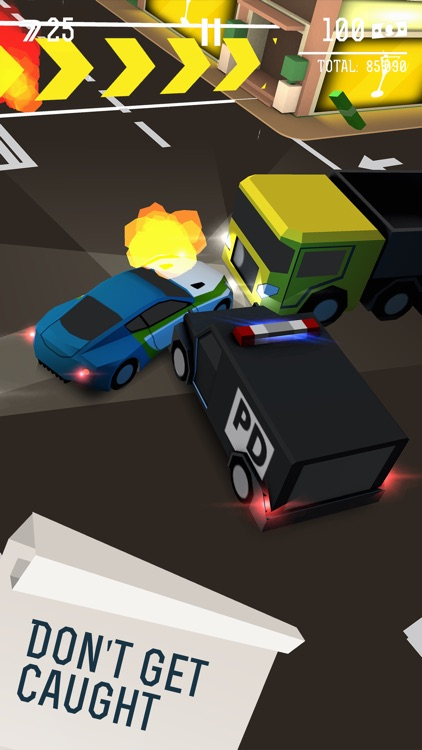 Drifty Chase screenshot-3