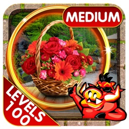 Garden Escape Hidden Objects