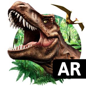 Monster Park - AR Dino World app