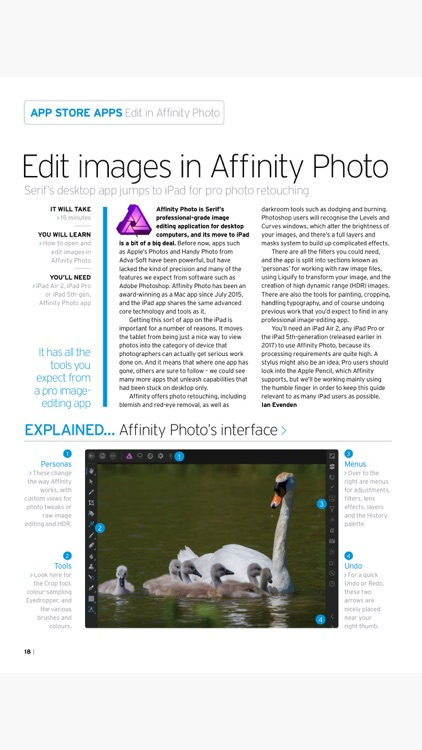 iPad User: the companion iPad magazine for all models screenshot-3