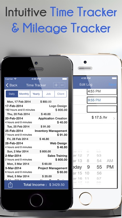 Receipt Scanner-Expense Report