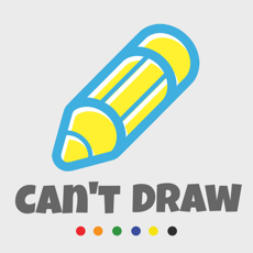 ‎Who Can't Draw - Party Game