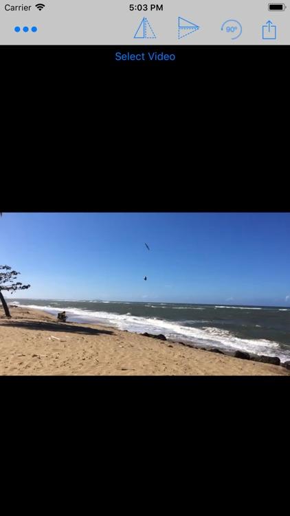 Video Rotate & Flip