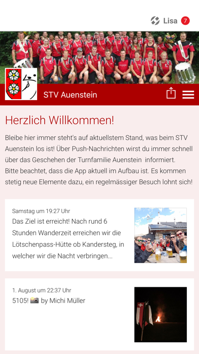 STV Auenstein screenshot 1