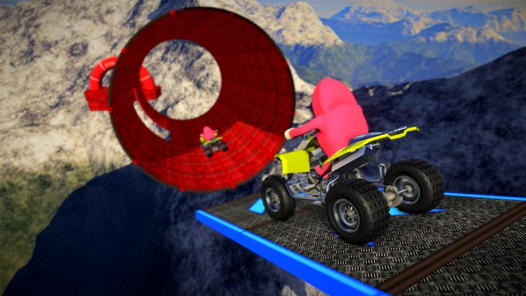 Atv 4x4 Stunt Bike Simulator