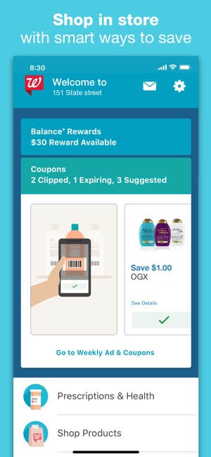 Walgreens On The App Store