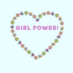 Girl Power - Sister Stickers
