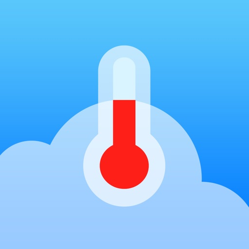 Thermometer and Forecast iOS App