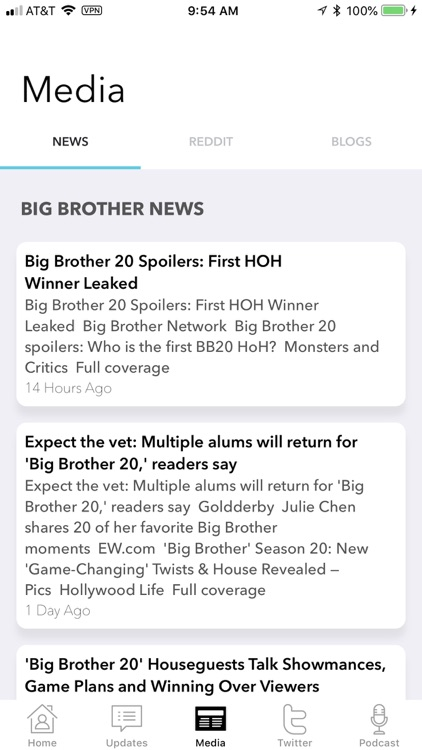 Pocket Big Brother screenshot-4