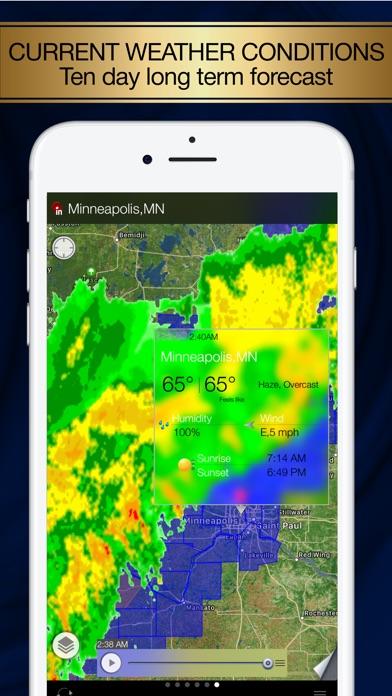 Radar MAX NOAA Weather radar