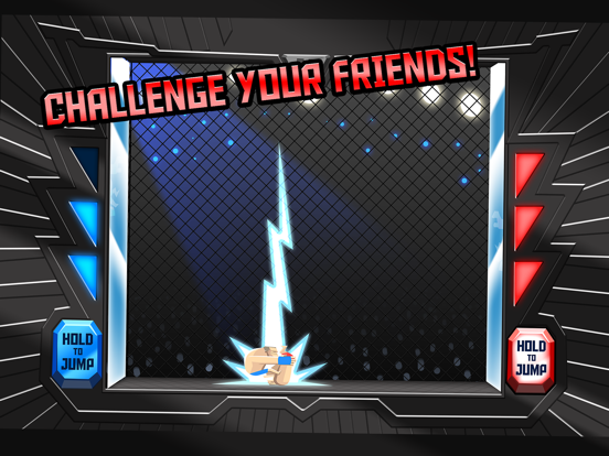 UFB (Ultra Fighting Bros) - Game of the Final Fight Championship screenshot