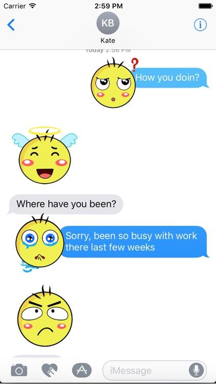 Emoji Plus - Animated Expression GIF screenshot-3