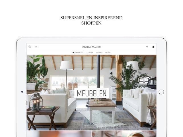 Riviera Maison Badkamer : Rivièra maison in de app store