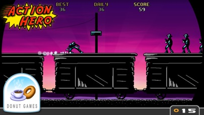 Screenshot from Action Hero