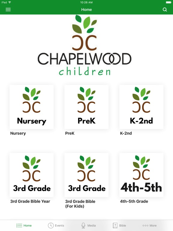 Chapelwood Children screenshot 4