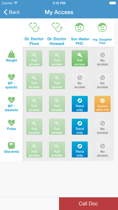 HealthHelm TrustedPatientCoach screenshot four