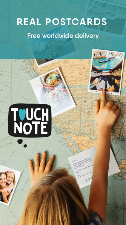 TouchNote: Cards & Gifts screenshot-0