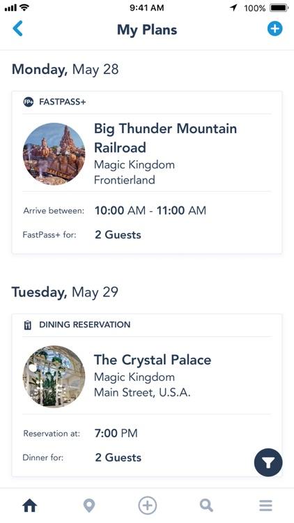 My Disney Experience screenshot-4