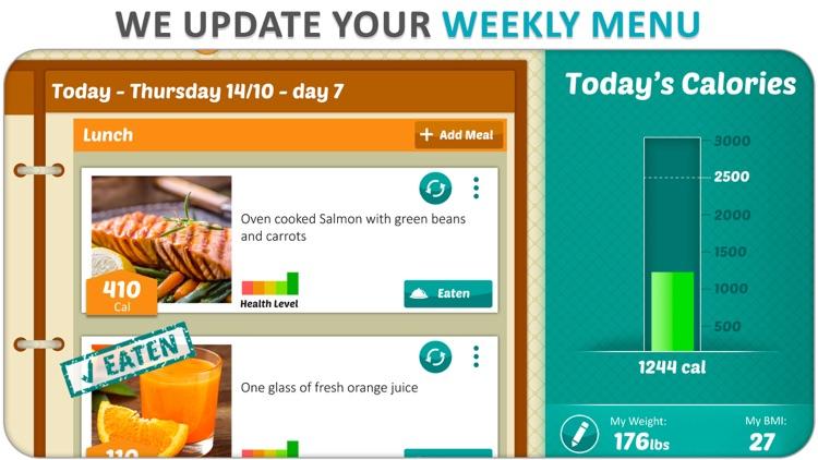 DietWiz Meal Planner & Recipes screenshot-6