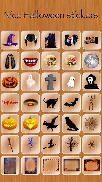 Halloween Photo Booth + screenshot-4