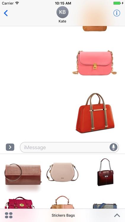 Bags & Stickers screenshot-3