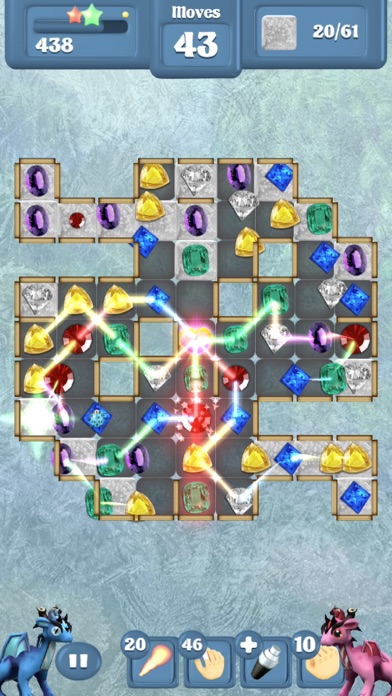 Frozen Dragon Gems Unlocked Screenshot 3